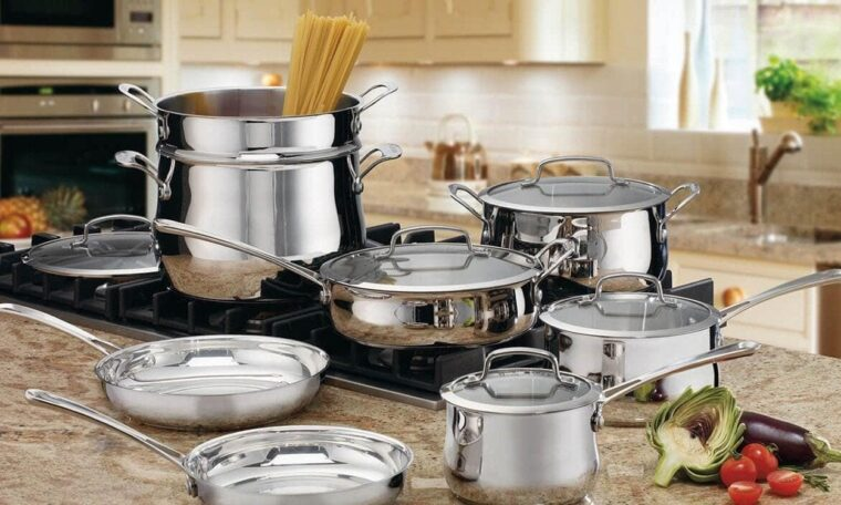 Best Stainless Steel Cookware Without Aluminum 1