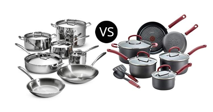 Best Stainless Steel Cookware Without Aluminum 2
