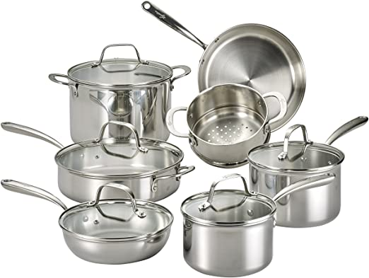 Best Stainless Steel Cookware Without Aluminum 4