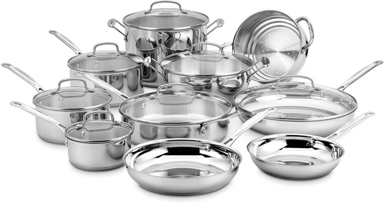 Best Stainless Steel Cookware Without Aluminum 5