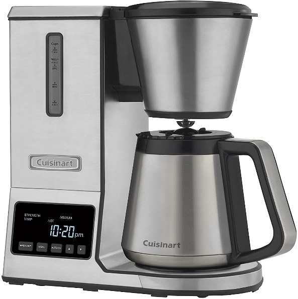 15 Best Coffee Makers for Making Hot Coffee 2021 (Up to 205 Fahrenheit) 7