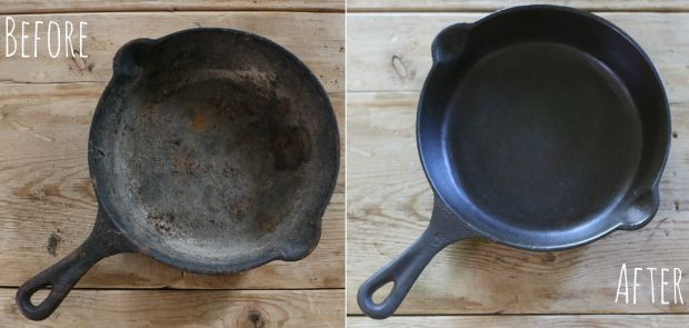 How To Season Cast Iron (Bacon Grease More)? 2