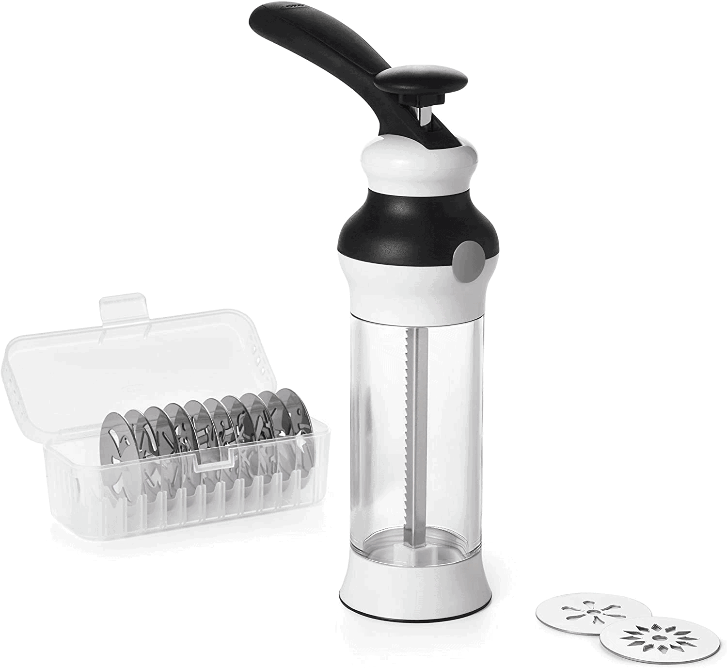 Best Cookie Press For Making Cheese Straws 2