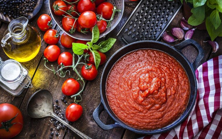 What'S The Difference Between Marinara & Spaghetti Sauce 1