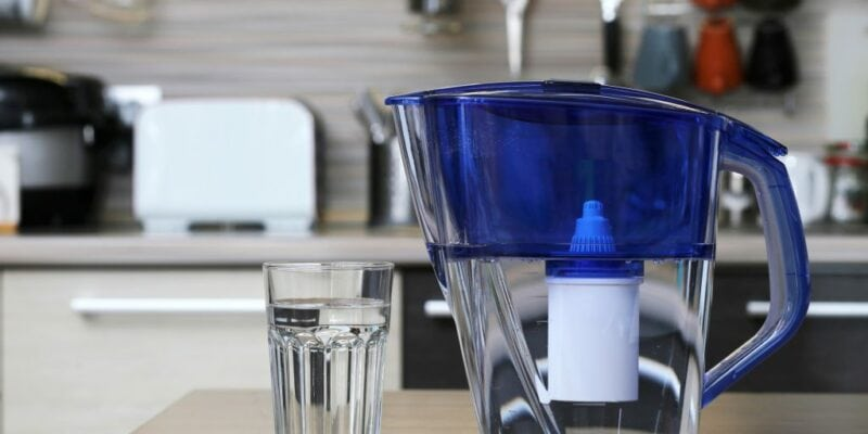 A picture containing table, indoor, kitchen, cup Description automatically generated
