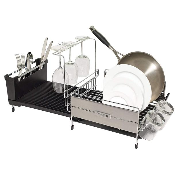 A picture containing table, rack, sitting, boat Description automatically generated