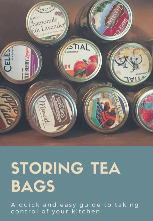 The Best Way To Store Your Tea Bags 2