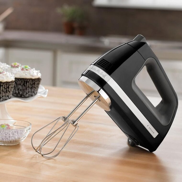 Best Hand Mixers For Mixing Cookie Dough 5