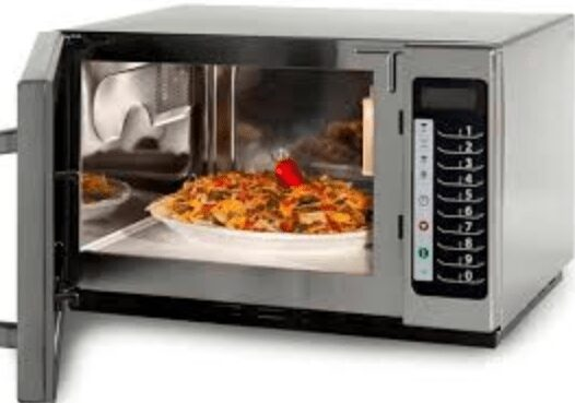 The Best Way To Bake A Sweet Potato In The Microwave 2