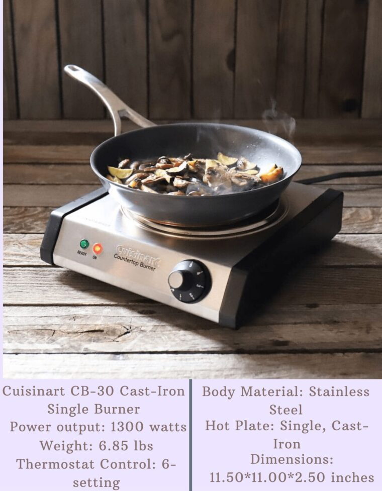Best Hot Plates For Boiling Water 4