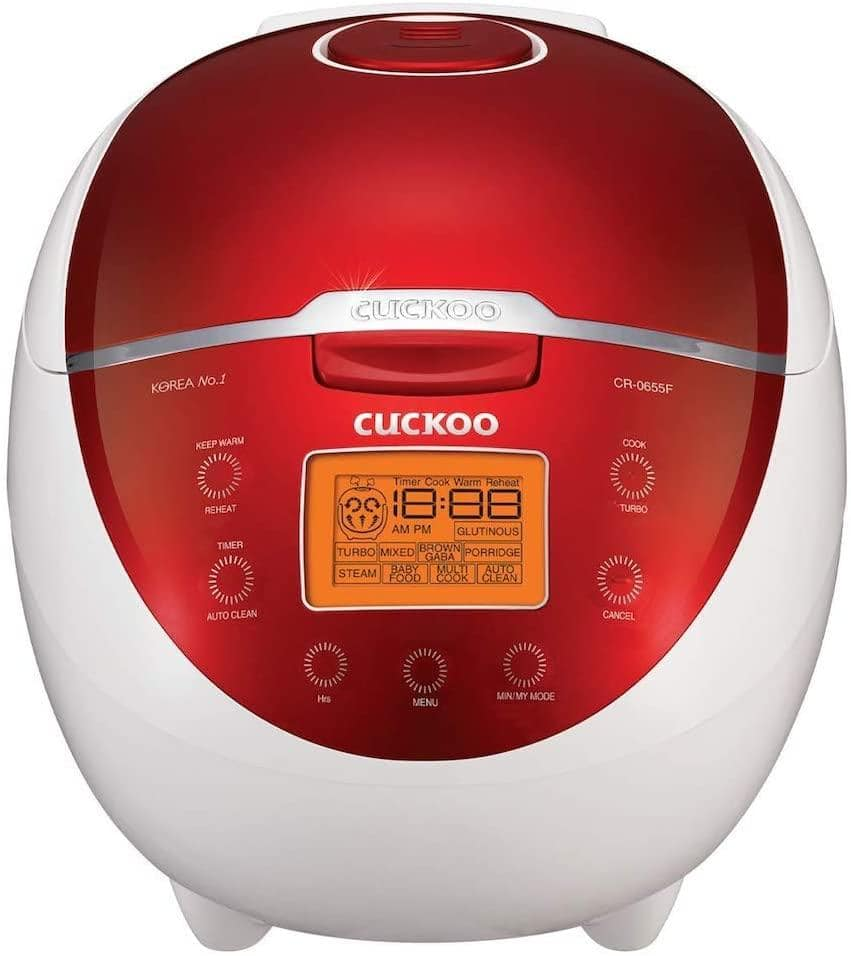What Is The Best Rice Cooker For Sticky Rice 6