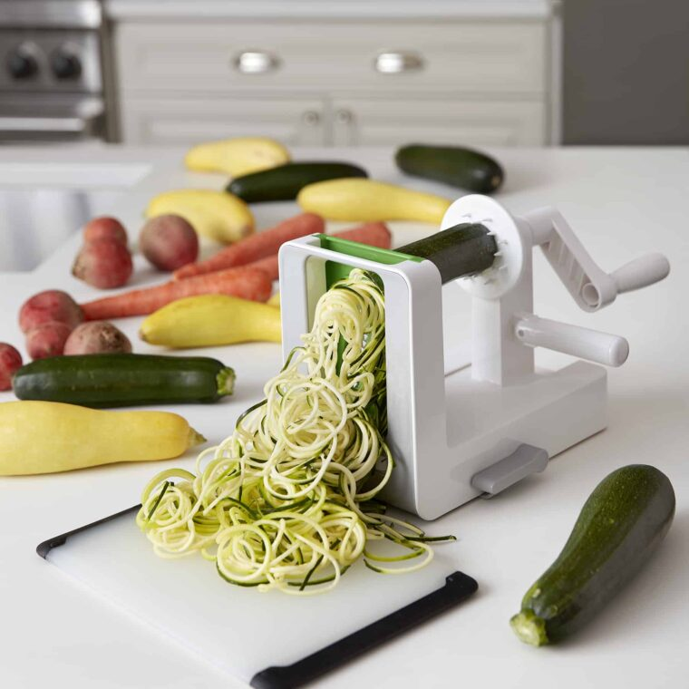Best Spiralizers For Carrots 5