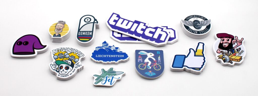 6 Tips For Using Custom Die Cut Stickers For Business Marketing 3