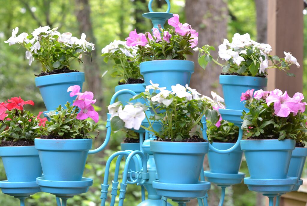 7 Creative Things You Can Use Instead Of Flower Pots 4