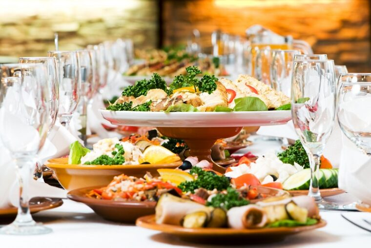 How to Shoot Wedding Food Like a Professional Photographer? - 2021 Guide 1