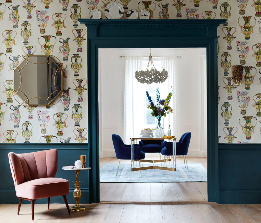 6 Ways To Decorate Your Room With Floral Wallpapers - 2021 Guide 7