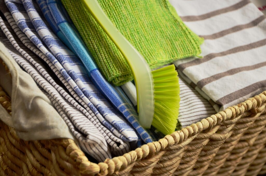 Proper Care Of Dish Cloths And Kitchen Towels 1