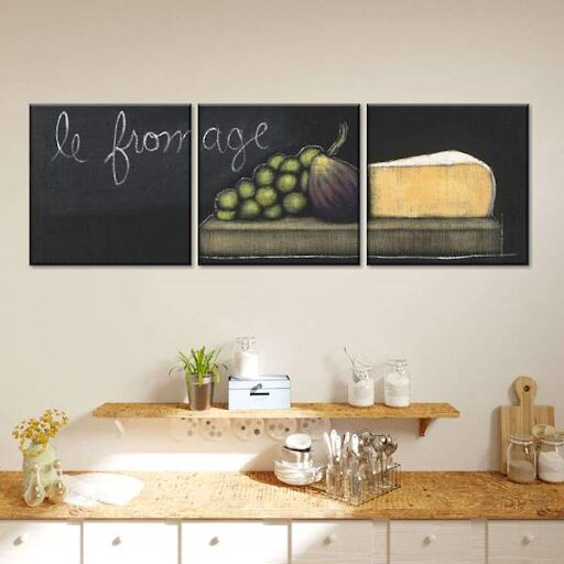 11 Best Kitchen Wall Decor Ideas- Easy and Simple - 2021 Guide 4