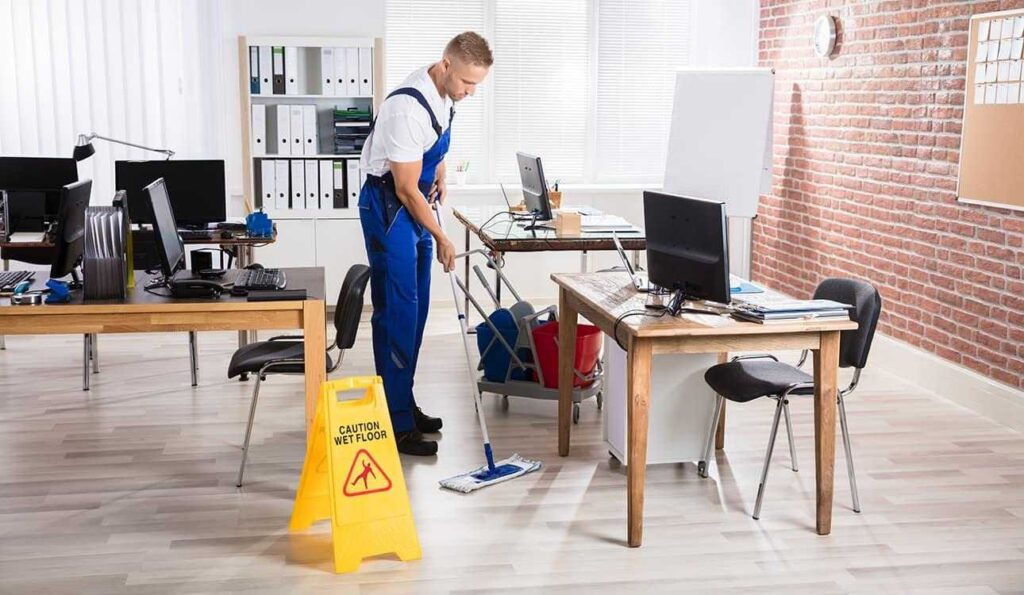 What Kind of Services Do Cleaning Services Offer? 5