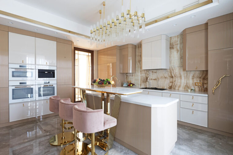 Wall Color Schemes Of Modular Kitchen - 2021 Guide 4