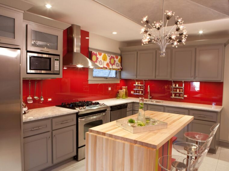Wall Color Schemes Of Modular Kitchen - 2021 Guide 2