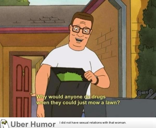 Hank Hill Quotes 1
