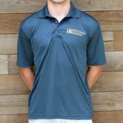 Men's Carbon Exclusive Polo For Sale - Underground Reptiles