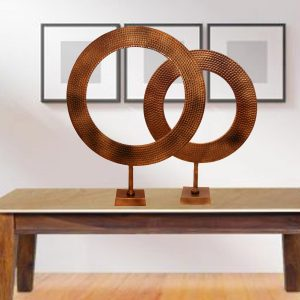 Ring on Stand