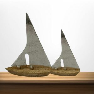 sail boat for home decor