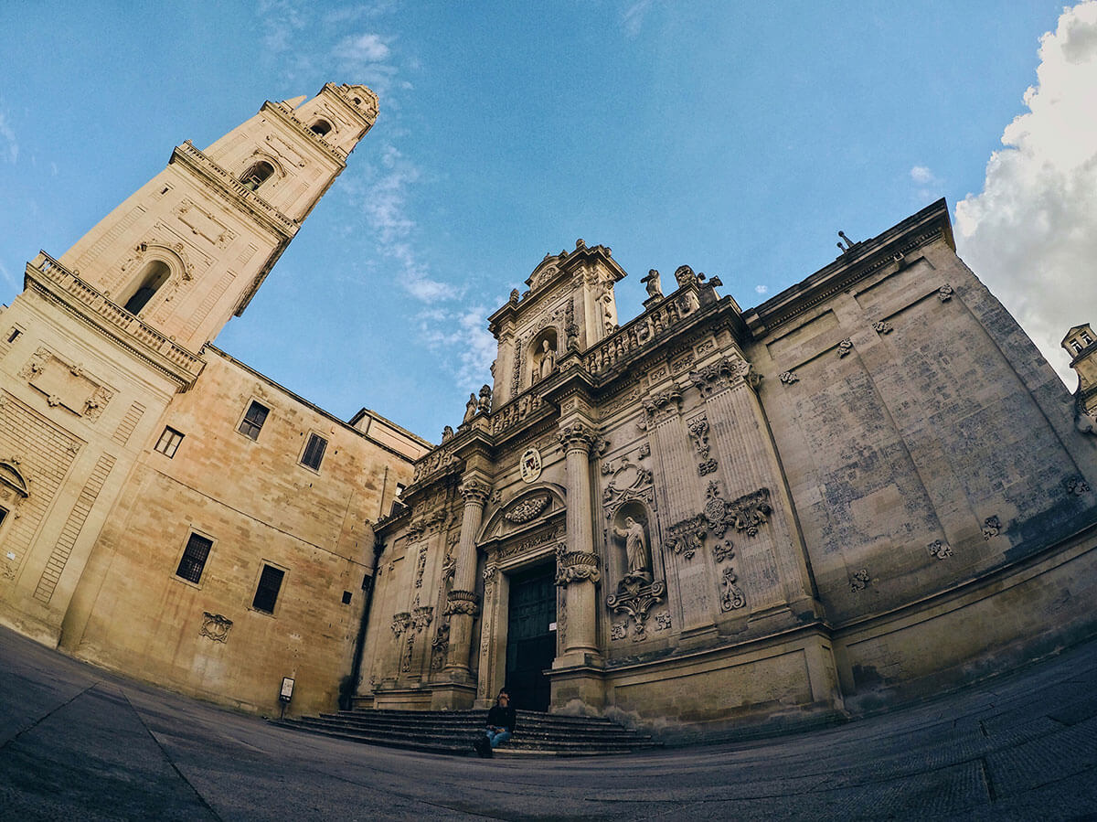Cathedral Lecce
