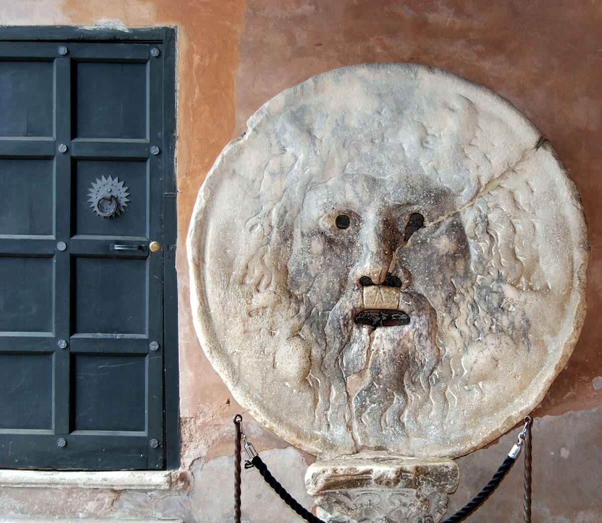 The Mouth of Truth, Rome travel guide