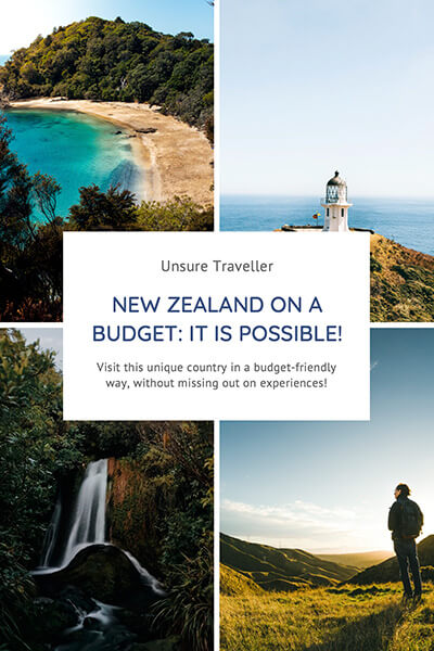 New Zealand on a budget - it is possible