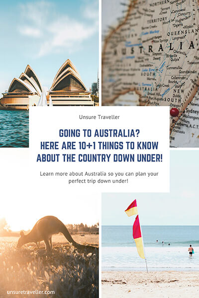 10+1 Things to know about Australia