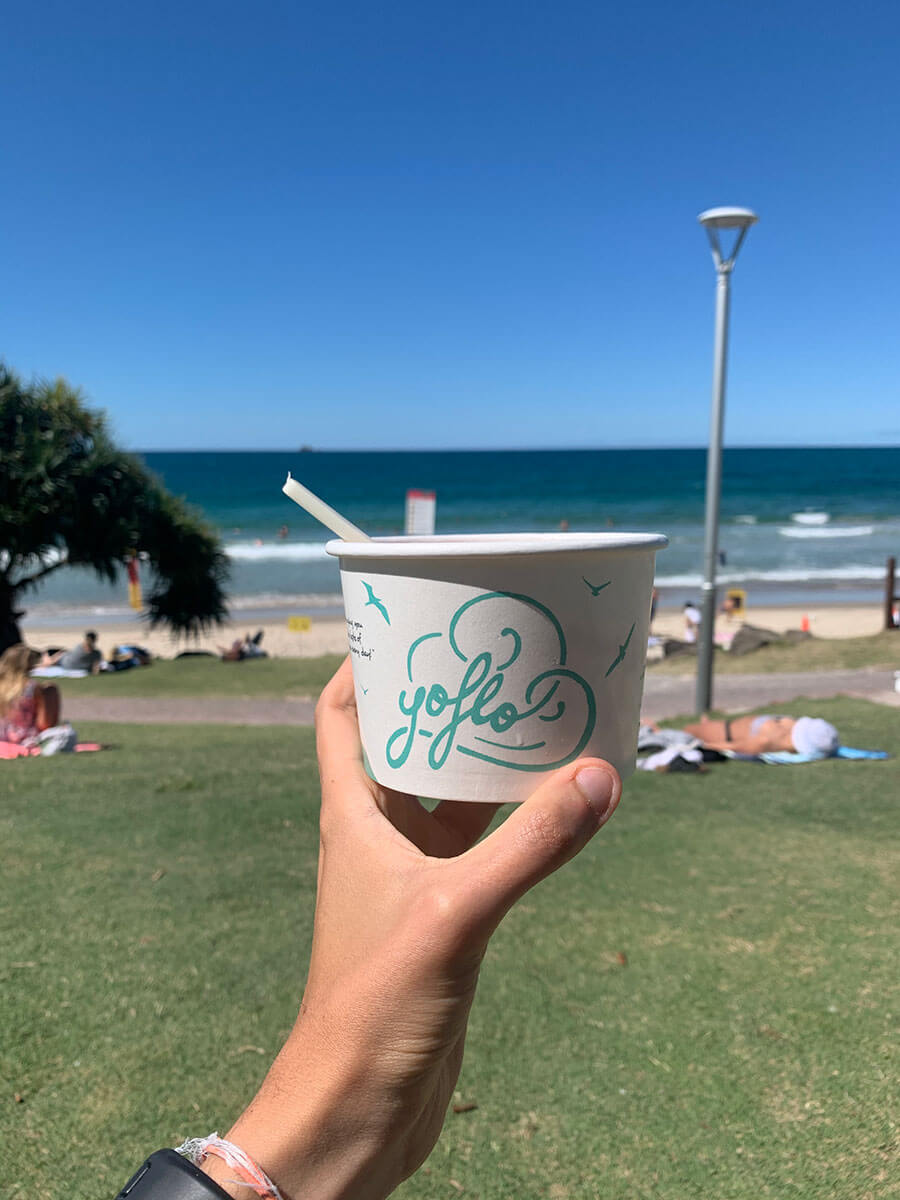 Best places to eat in Byron Bay- Yoflo