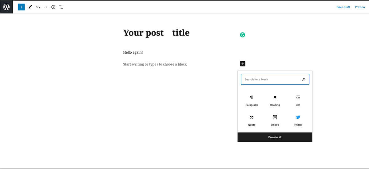 how-to-start-a-blog-how-to-add-blocks-in-wordpress