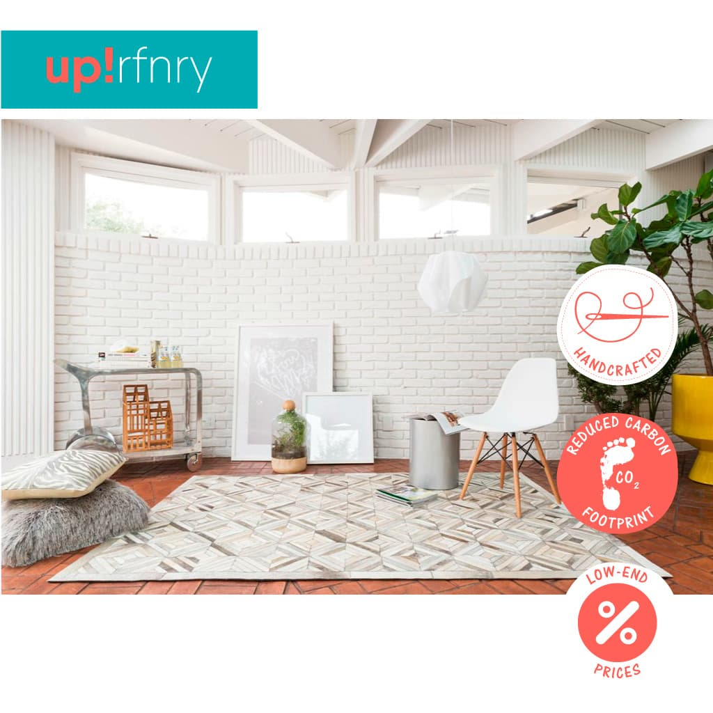 Uniquely Patterned Area Rug
