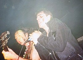 Live in Nottingham (1994)