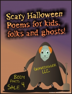 Scary Halloween Poems 2
