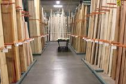 Stacks of Quality Lumber at Valencia Lumber