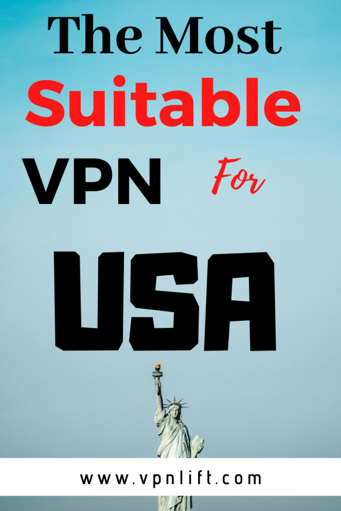 The Most suitable VPN for the USA