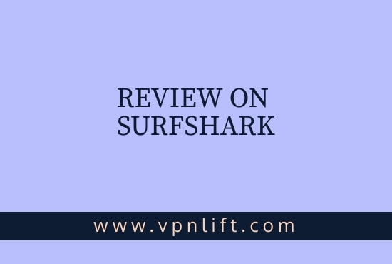 Review on Surfshark