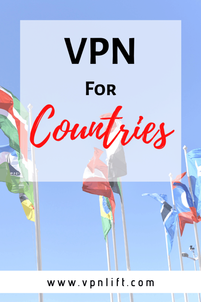 Best VPN for Countries