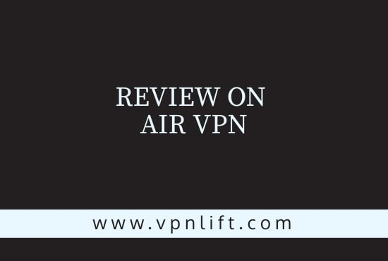 Review on AirVPN