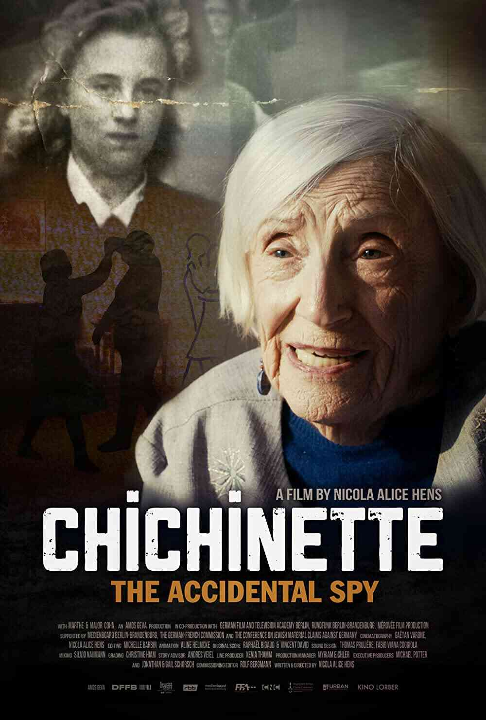 Chichinette: The Accidental Spy