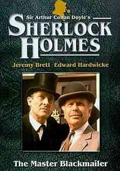 The Master Blackmailer (The Case-Book of Sherlock Holmes)