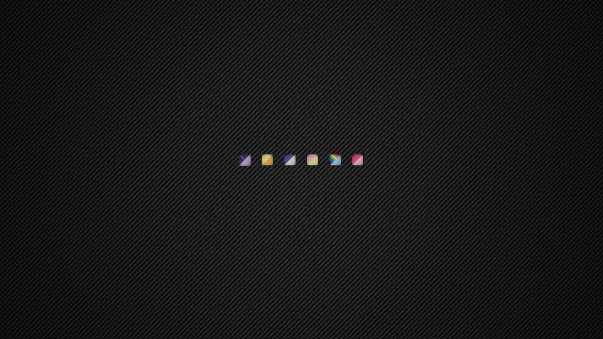 Dark Minimalist Aesthetic Desktop Wallpaper