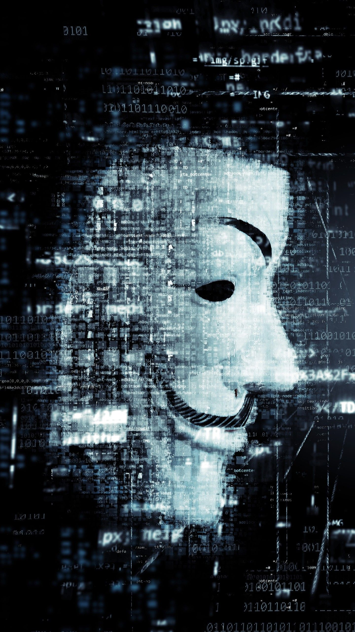 Anonymous Hacker Wallpaper Hd Android