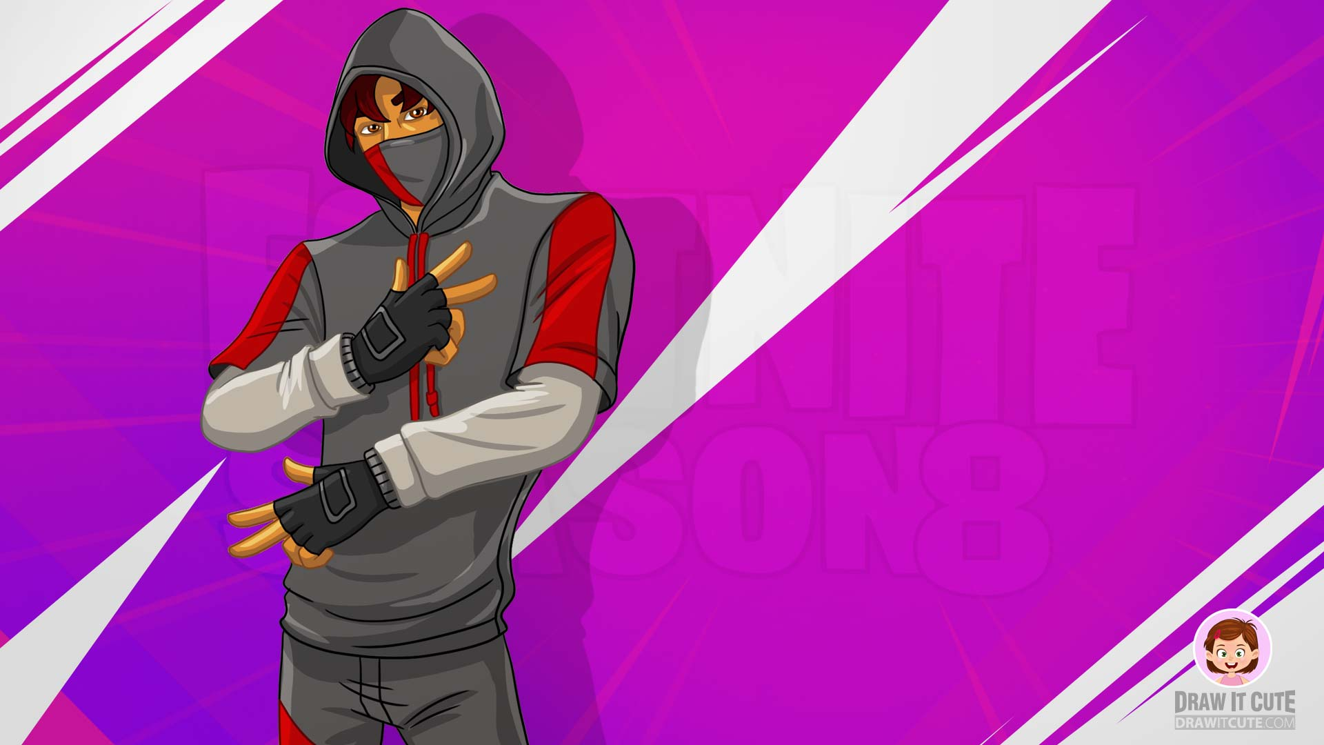 Full Screen Wallpaper Fortnite Ikonik