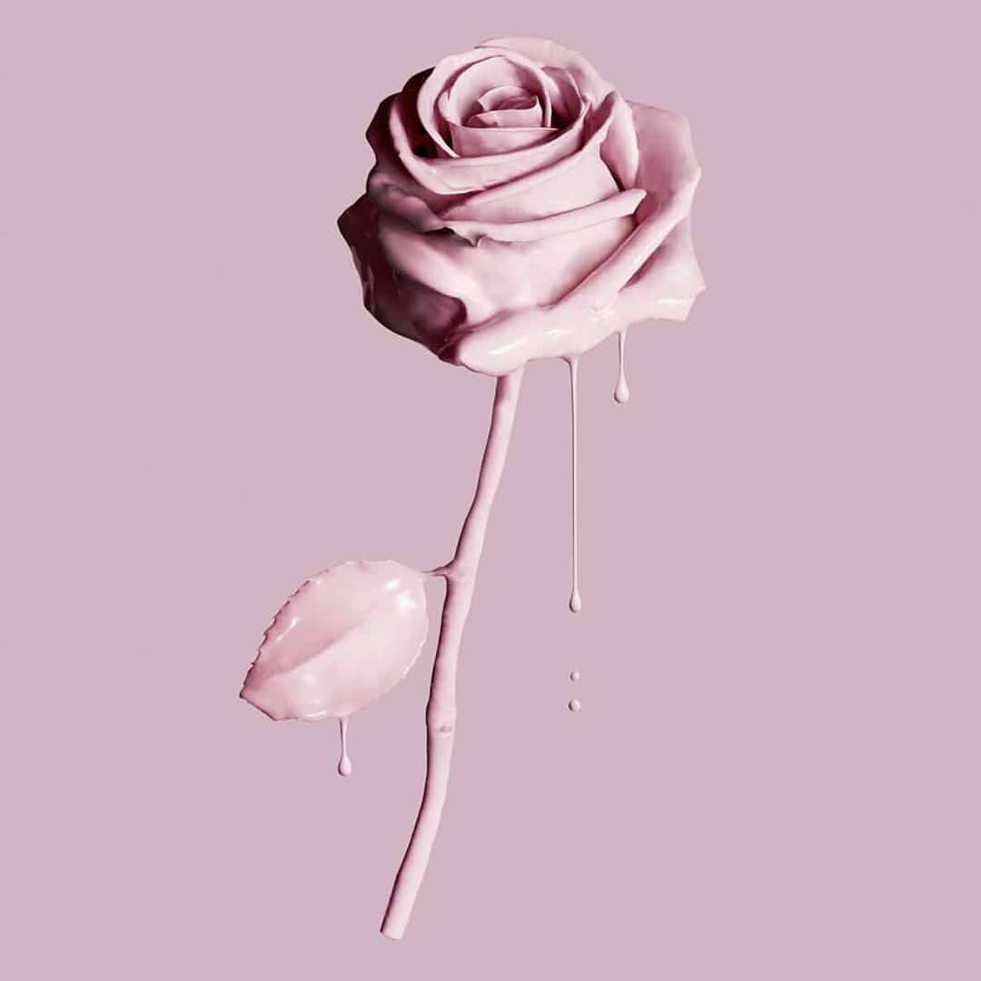 Pastel Aesthetic Rose Gold Marble Cute Wallpapers