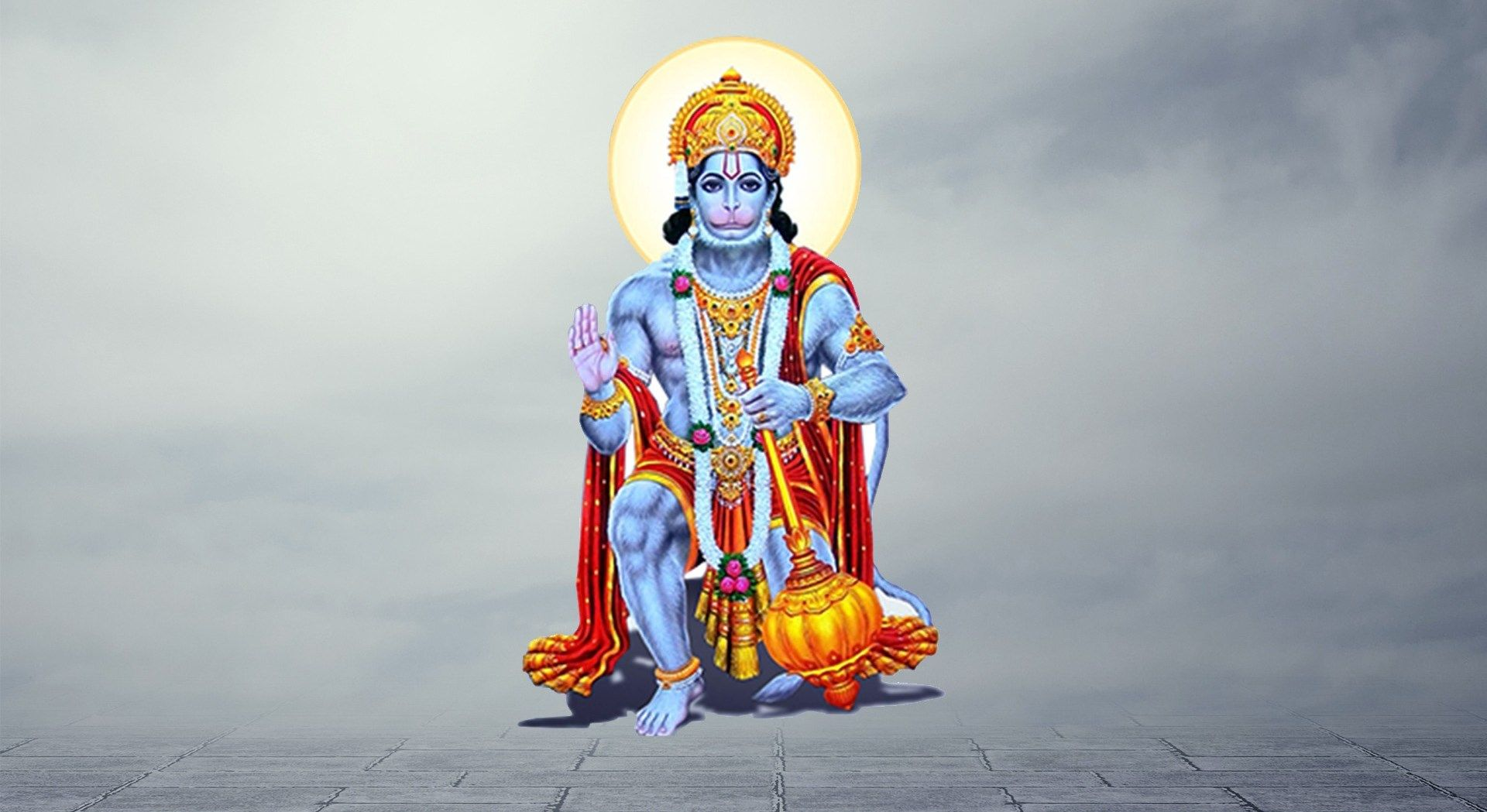 Ultra Hd Hanuman Hd Wallpaper 1920x1080